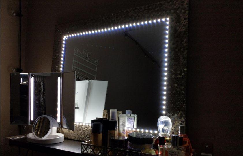 Minger White Strip Light Minger Led Lights Minger Lights