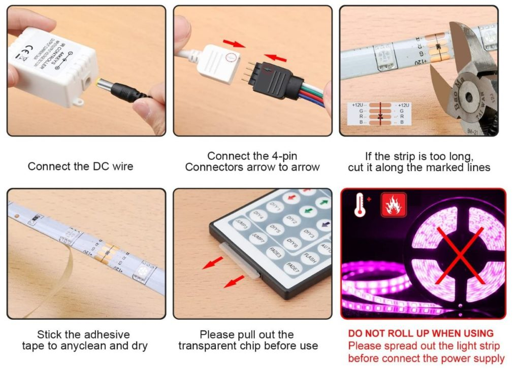 This image has an empty alt attribute; its file name is minger-led-lights-strip-instructions-mingerled.com-how-to-connect-minger-led-lights-together-how-to-install-minger-led-lights-working-contector-diy-install-cut_ys-1024x729.jpg